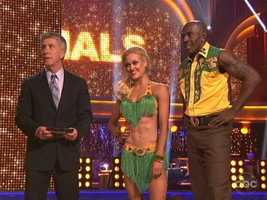 """Bruno said it was """"ace high,"""" and Len said """"Chances with dances"""" and that his gamble paid off."""