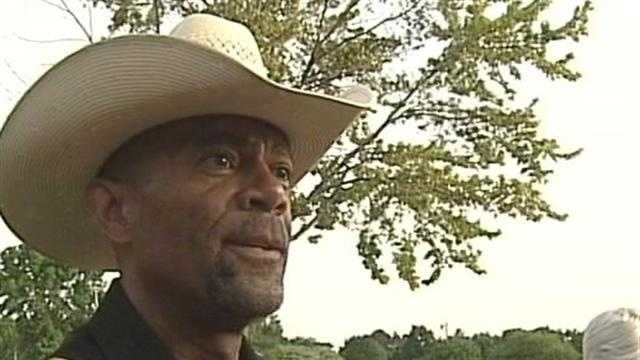 Sheriff Clarke attended a listening session held by the County Executive and a County Supervisor.