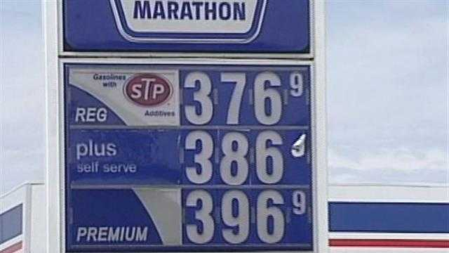 Gas prices in Wisconsin have taken a rare tumble as Memorial Day approaches. But with the price still over $3.60 per gallon, some travelers will again stay close to home to save money.