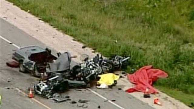Highway 151 crash