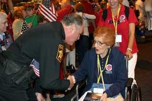 Honor Flight is a national program with 108 hubs in 34 states including five in Wisconsin.
