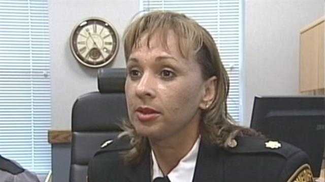 Sources tell 12 News Major Nancy Evans is accused of misconduct in public office.