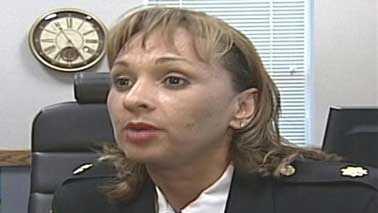 Major Nancy Evans