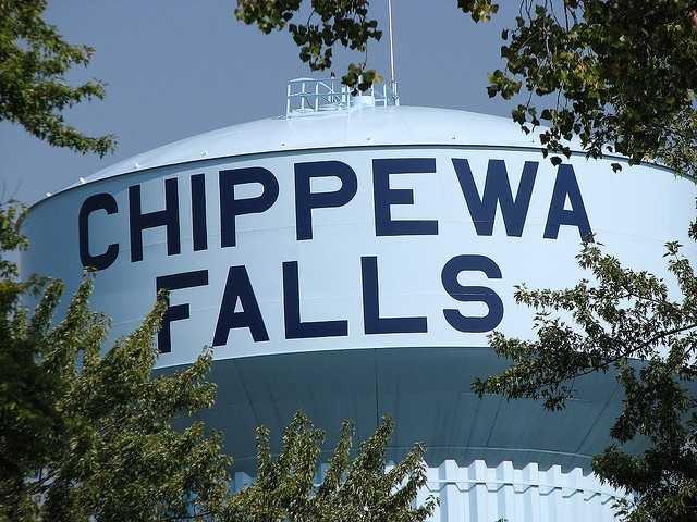Chippewa County - 12.3 percent