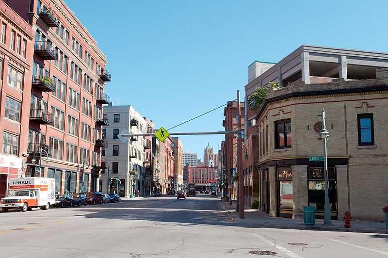Milwaukee County - 8.3 percent