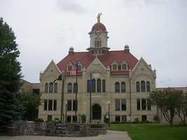 Oconto County - 12.3 percent