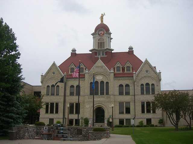 Oconto County - 12.3 percent
