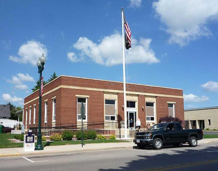 Shawano County - 13 percent