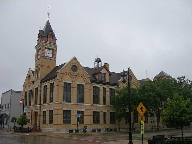 Waukesha County - 9.6 percent