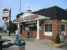 Adrian's Frozen Custard - Burlington