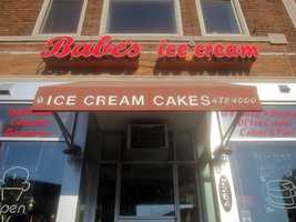 Babe's Ice Cream - Bay View