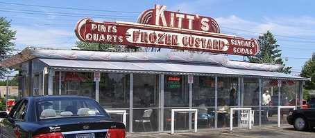 Kitt's Frozen Custard - Milwaukee