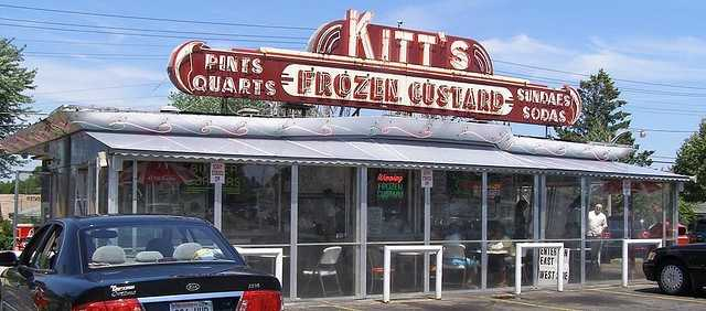 Kitt's Frozen Custard - Milwaukee