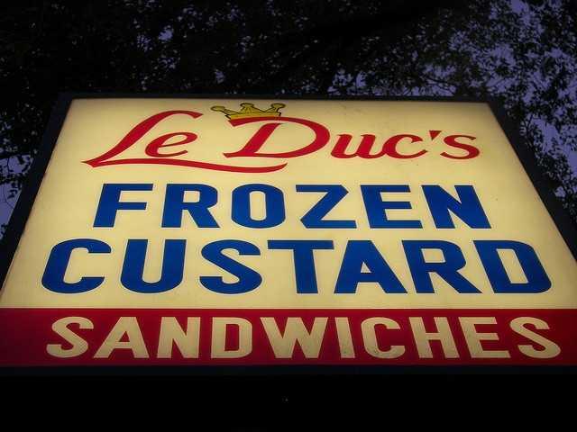 LeDuc's Frozen Custard - Wales