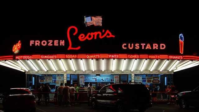 Leon's Frozen Custard - Milwaukee