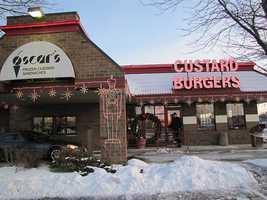 Oscar's Frozen Custard - West Allis & Waukesha