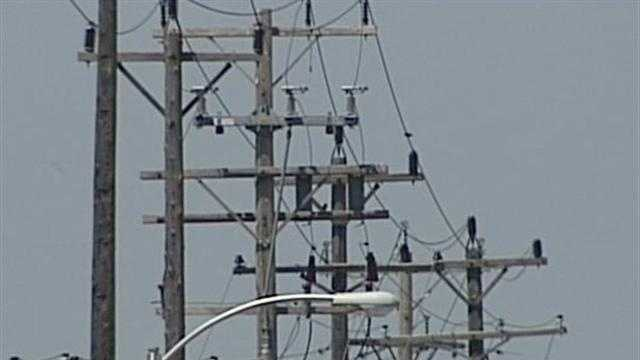 Utilities prepared for high electricity, water usage