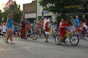 Many West Allis/West Milwaukee Recreation Department schools were in the parade.
