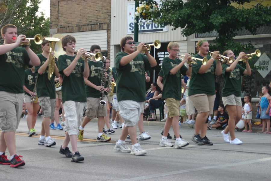 Greenfield High School Band