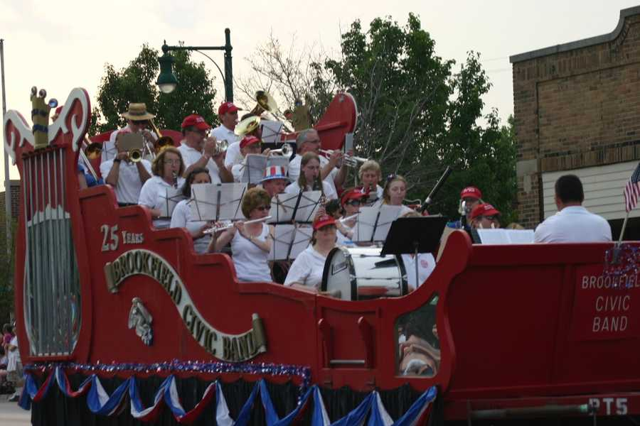 Brookfield Civic Band