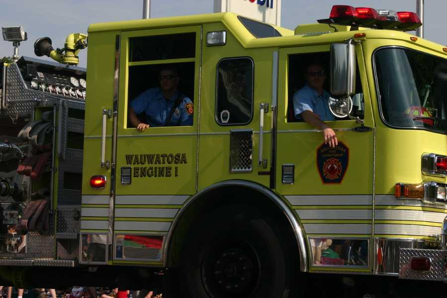Wauwatosa Fire Department Engine 1