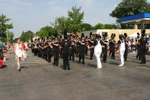 Wauwatosa East Red Raiders Marching Band