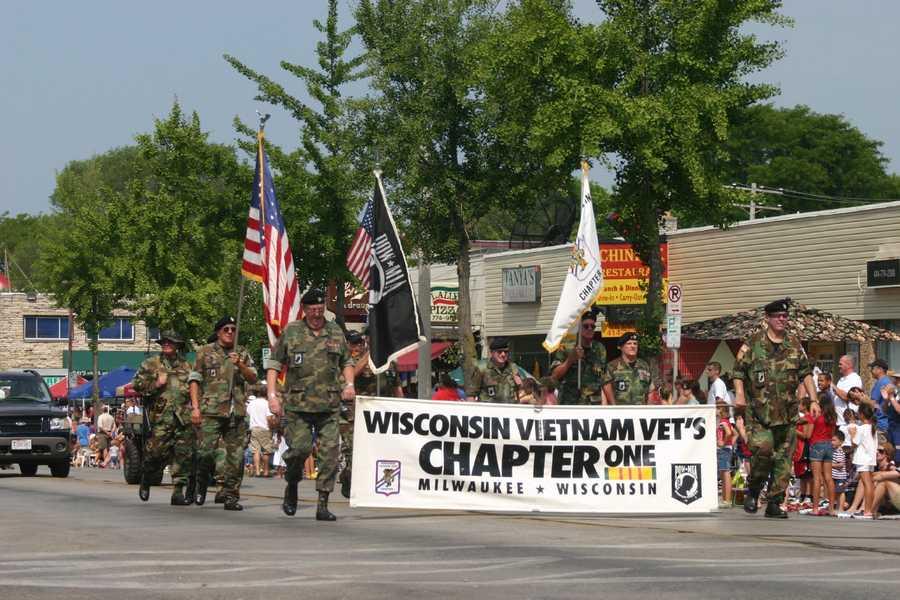 Wisconsin Vietnam Vet's Chapter One