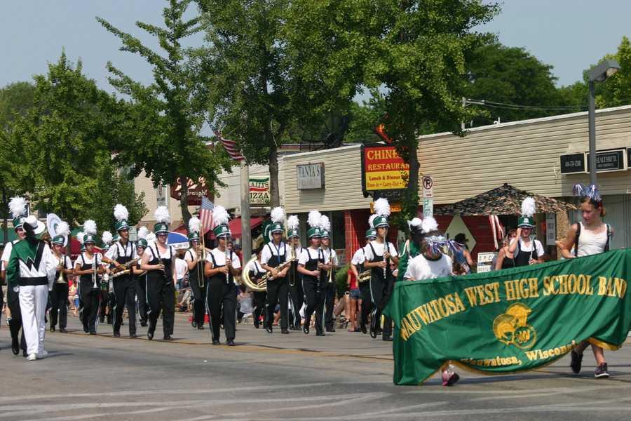 Wauwatosa West Trojan Marching Band