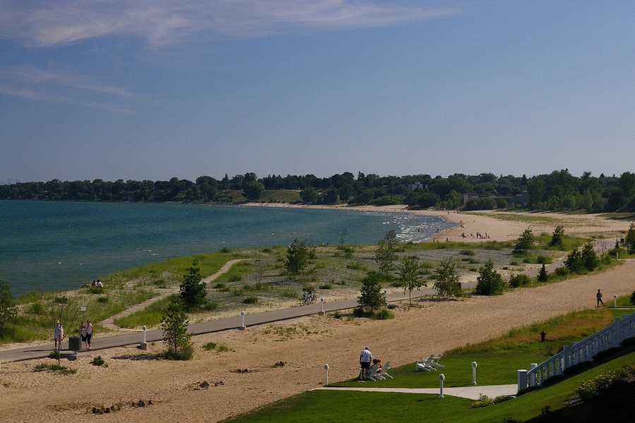 Sheboygan - 102 degrees (definitely not cooler by the lake on July 5). That ties the city's hottest temperature on record.