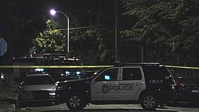 Milwaukee police are investigating a fatal shooting near 14th and Fond du Lac late Sunday night.