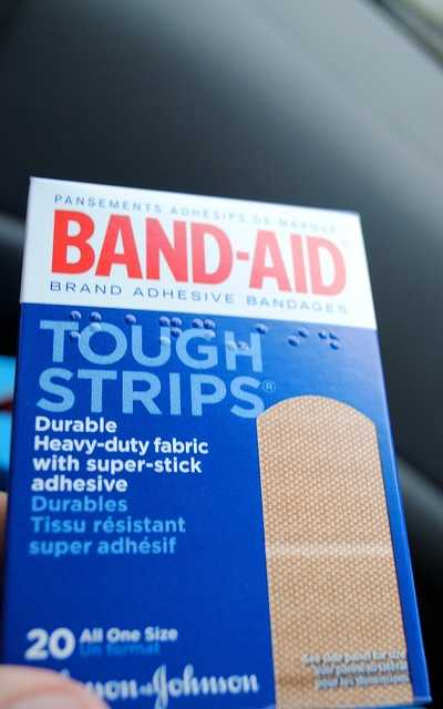 "Barry Manilow wrote the famous ""I am stuck on Band Aid..."" jingle."