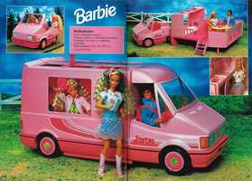 Barbie's full name is Barbara Millicent Roberts.