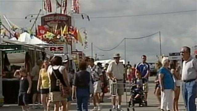 State Fair officials address security measures for this year's fair.