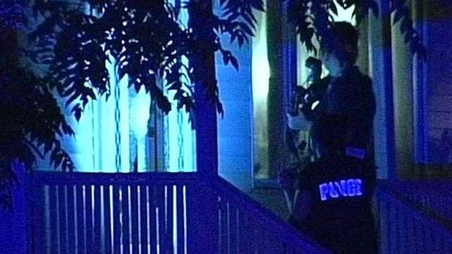 An overnight shooting in Milwaukee left a man in his 30s with 3 gunshot wounds.