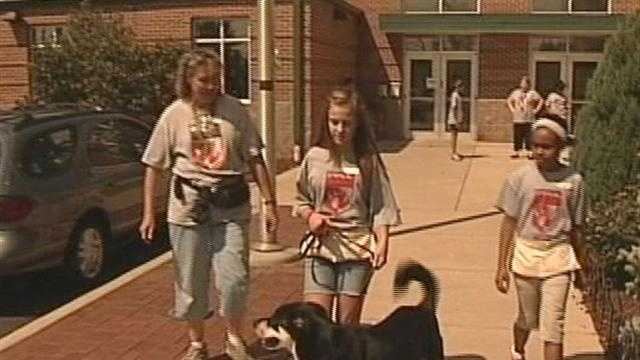 PAL program was launched in 1993 after a series of animal abuse cases.