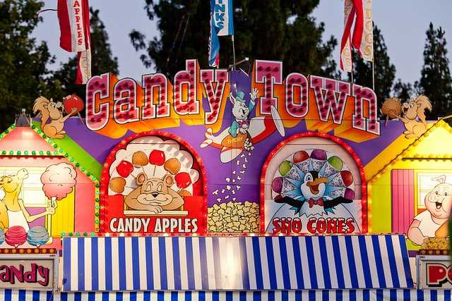 Or in Candy Town, Ohio.