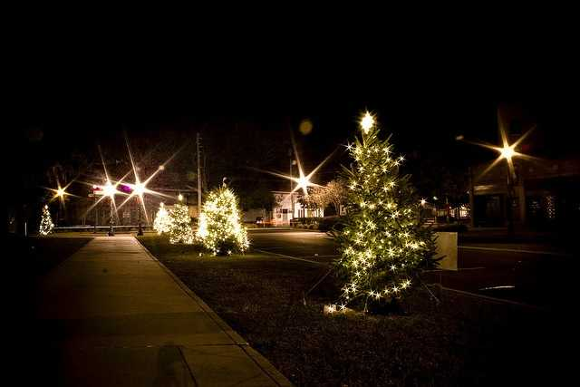 Want to be Home for the Holidays? Try Christmas, Florida.