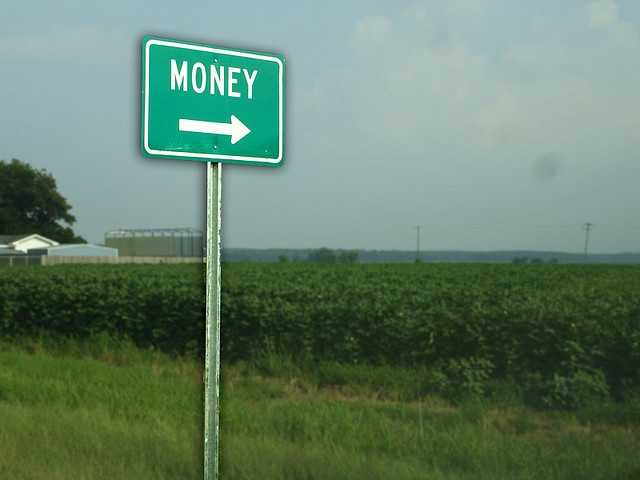 But you'll get your money's worth in Money, Mississippi.