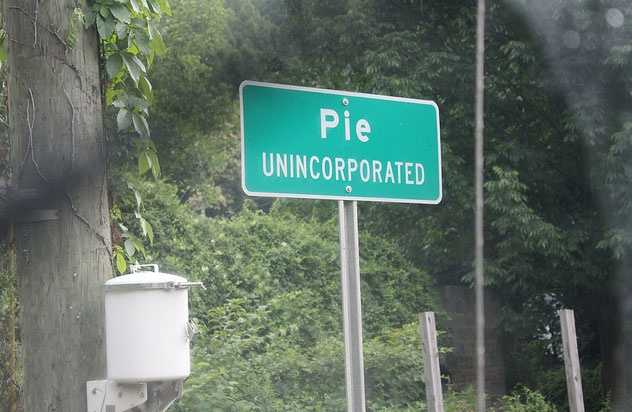 Or grab a slice of life in Pie, West Virginia.