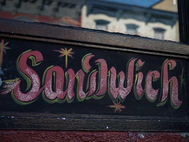 Hungry? We suggest heading to Sandwich, Massachusetts