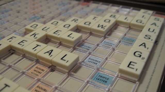 If your name starts with a Q, its worth 10 extra points in Scrabble, West Virginia.