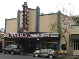 Or Angels Camp, California.