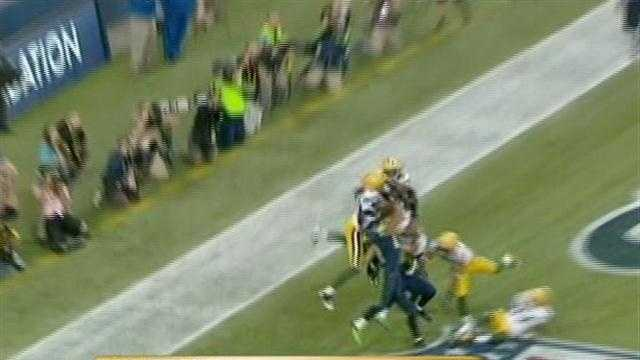 Packers Seattle disputed catch