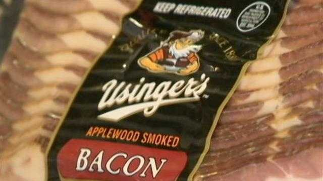Bringing home the bacon will be a little tougher next year if a new study proves accurate.