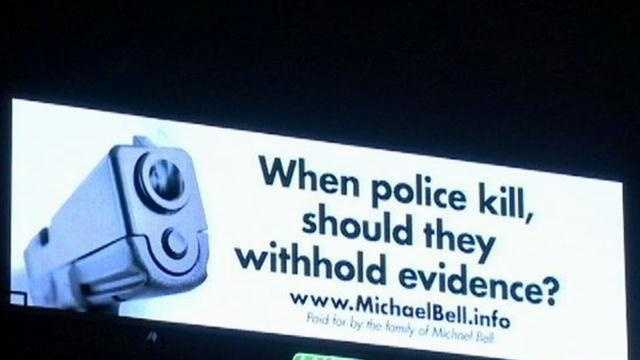 Billboards ask for change in police investigations