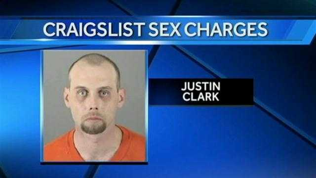 "A Milwaukee man looking for a ""sex slave"" on Craigslist was arrested and charged in Waukesha."