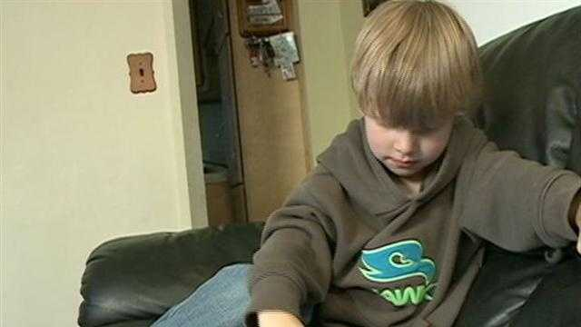 A family is reunited with the stolen iPad used by their autistic son.