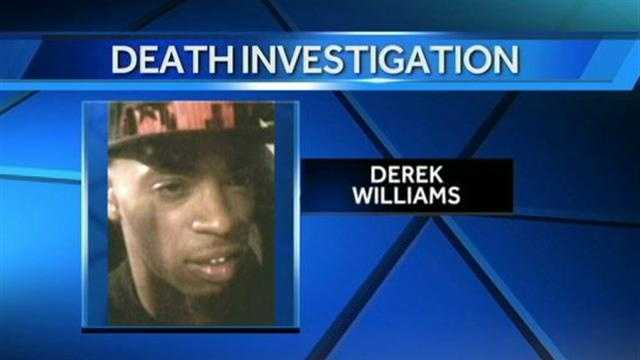 Derek Williams Inquest