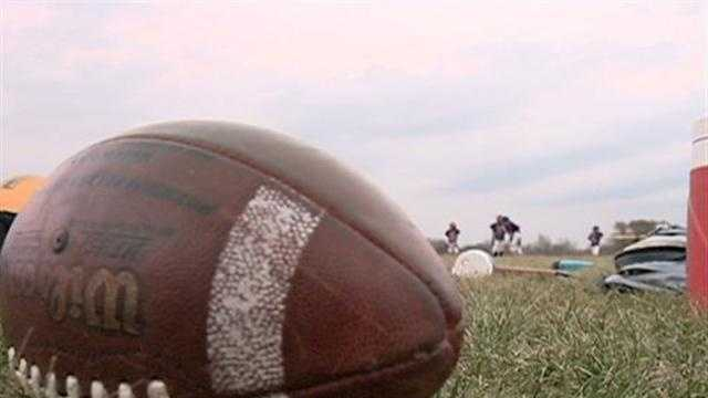 Missing loaded gun interrupts youth football game.