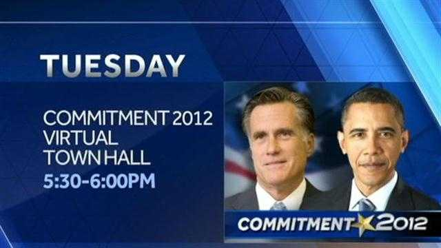 WISN 12 News asked some undecided voters to watch the final presidential debate with us. Those voters will participate along with an Internet audience in our Virtual Town Hall Tuesday night at 5:30pm on WISN.com